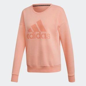 Adidas Bade of Sport Sweatshirt